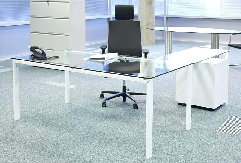 Ameriwood Home Odin Glass L-Shaped Computer Desk Review